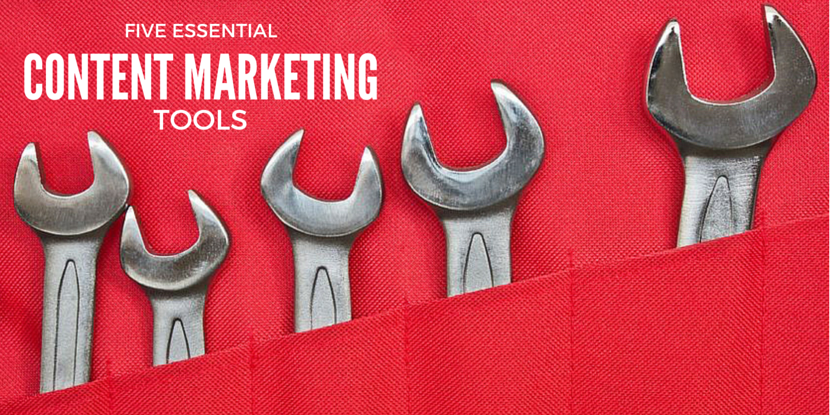 5 Content Marketing Tools I Use Every Day (and You Can Too)